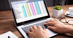 Szabadság nyilvántartás Excel